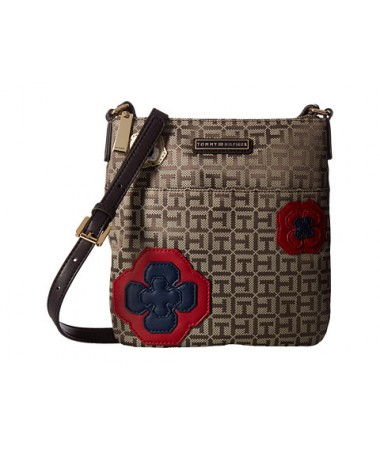 Tommy Hilfiger Novelty Floral North/South Crossbody