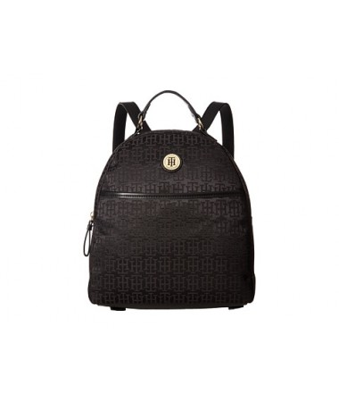 Tommy Hilfiger Alena Dome Backpack Mono Jacquard