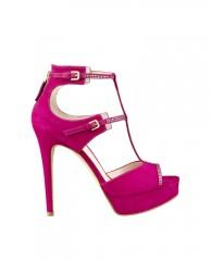 Karlee Platform Heels