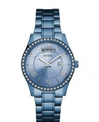 BLUE CLASSIC STYLE DRESS WATCH