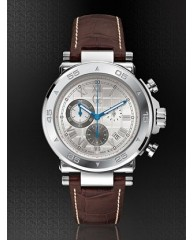 Gc-1 Sport Timepiece ヨ Silver/Brown