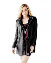 Yelena Sweater Knit Coat