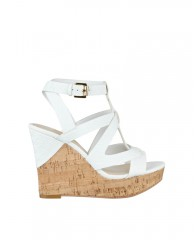 Harlea Cork Wedges