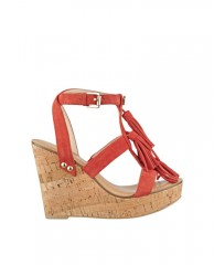 Heya Tassel Wedges