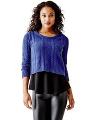 Florence Boxy Pullover Sweater