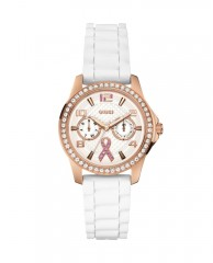 2015 Sparkling Pink Multifunction Watch Benefiting Breast Cancer Awareness