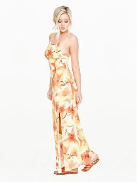 Ariana Strappy Maxi Dress